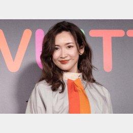 34歳の紗栄子(C)ゲッティ/共同通信イメージズ