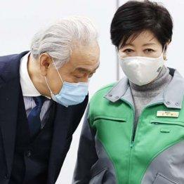 五輪開催「感染1日100人以下に」都医師会長が返上アシスト