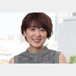 「おニャン子会員番号4番」の新田恵利(C)日刊ゲンダイ