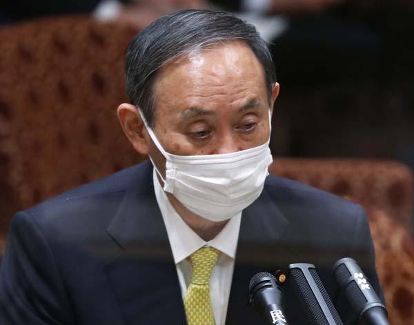 不支持率が急上昇(C)日刊ゲンダイ