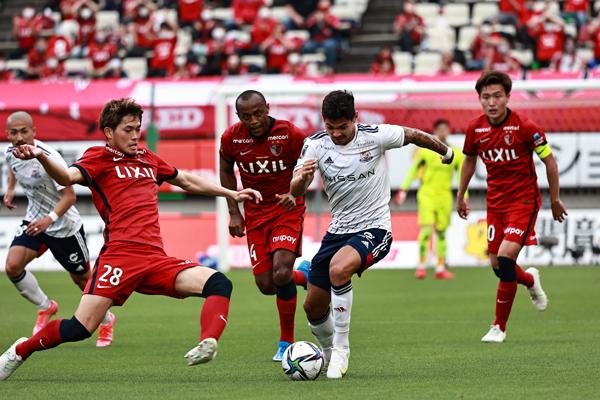 5月15日の鹿島vs横浜M(カシマスタジアム)(C)Norio ROKUKAWA/office La Strada