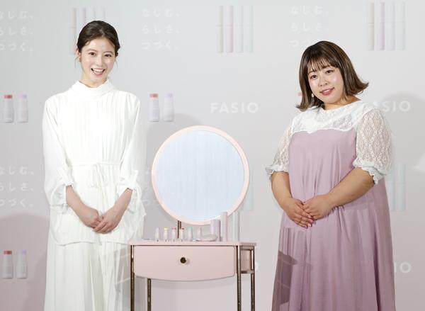 今田美桜(左)と餅田コシヒカリ(C)日刊ゲンダイ