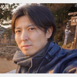 歌に関するコミュニティーを運営する石川友和さん(提供写真)