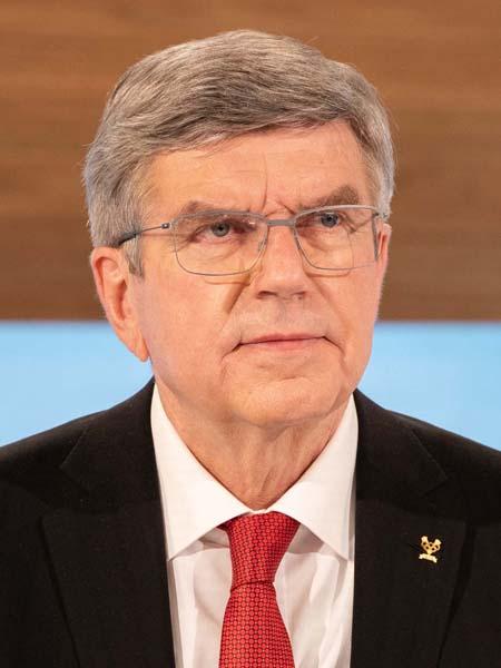 「何かを犠牲にしなければならない」(IOCのバッハ会長)/(C)ロイター