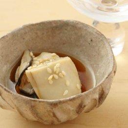 【牡蠣の酒蒸し】二刀流を楽しむ