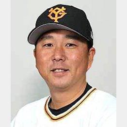 実松コーチ(提供写真)