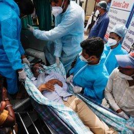 インド株に日本なす術なし…感染スピードは英国株の3倍