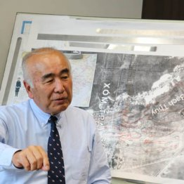 川田太三さん<4>2013年にUSGAからジョセフ・ダイ賞を受賞