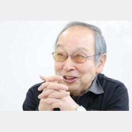 生物学者の池田清彦氏(C)日刊ゲンダイ