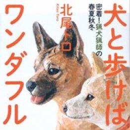 「犬と歩けばワンダフル」北尾トロ著
