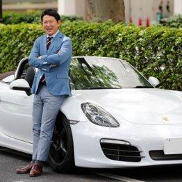 ジョニー小野さん 水道橋博士運転手と3業種会社社長も兼務