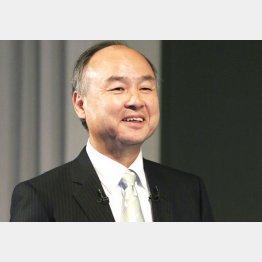 日本企業に興味なし?(孫正義氏)/(C)日刊ゲンダイ