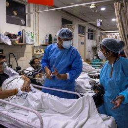 インドで医師1200人コロナ死の衝撃…日本は大丈夫なのか?