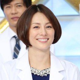 米倉涼子「ドクターX」出演へ ギャラ半減でも承諾したワケ