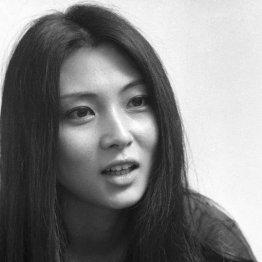 演技力が評価「曽根崎心中」が映画女優・梶芽衣子の頂点