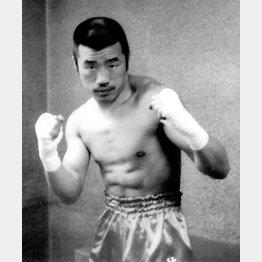 沢村忠(昭和46年撮影)/(C)共同通信社
