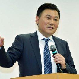 楽天グループ<上>中国大手テンセントの出資が政治問題化
