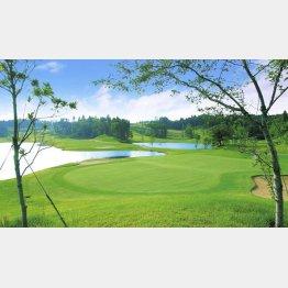 イーグルレイクゴルフクラブ(提供写真)