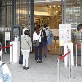 百貨店の「中元商戦」がスタート! お得な早期割引を狙う