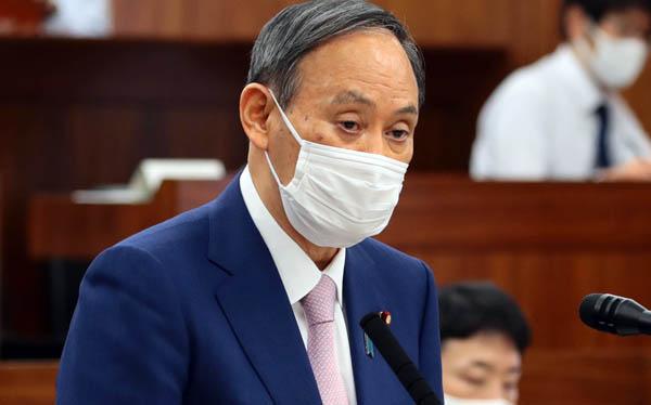 日本国内のワクチン接種もまだまだこれからだが…(菅首相)(C)日刊ゲンダイ