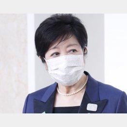小池知事反撃の一手は…(C)日刊ゲンダイ