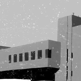 <42>雪の中の聞き込みは空振り