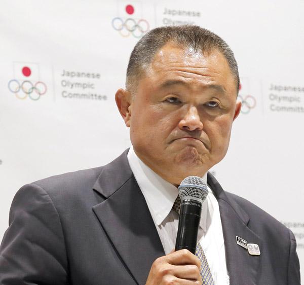 開催46日前の衝撃…(JOCの山下泰裕会長)/(C)日刊ゲンダイ