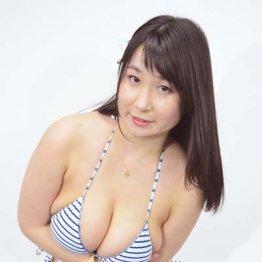 J乳→K乳の桐山瑠衣「まだまだバストは成長中です!」