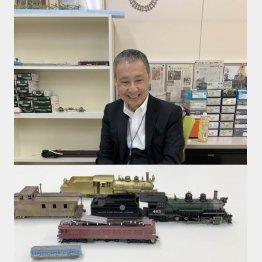 アームの内海弦社長(撮影)滝田誠一郎
