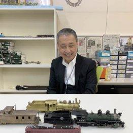 アーム内海弦社長<2>昭和40~50年代の国鉄車両にぞっこん