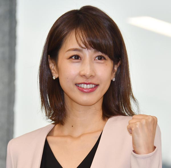 加藤綾子(C)日刊ゲンダイ