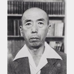 佐野学は昭和初期の日本共産党の中央委員長。獄中から転向声明を発表した(C)共同通信社