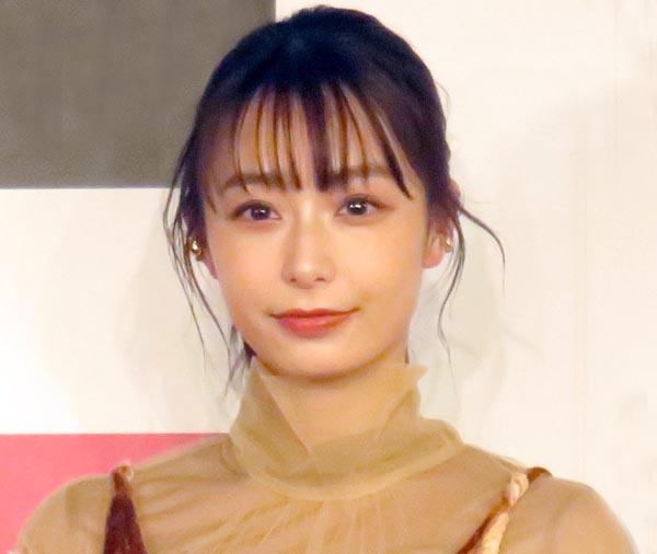宇垣美里(C)日刊ゲンダイ
