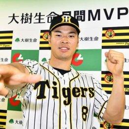佐藤輝は東京五輪回避でシーズン専念 悲願Vに首脳陣安堵