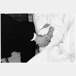 1990年1月27日に妻・陽子が旅立った「センチメンタルな旅・冬の旅」より(1990年撮影)/(提供写真)