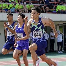 陸上日本選手権 男子100mは9秒台のハイレベルな代表争いも