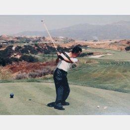 米サンディエゴの有名ゴルフ場のメンバーに(提供写真)