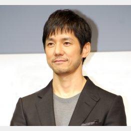 西島秀俊(C)日刊ゲンダイ