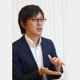 賃貸経営塾講師の木村洸士さん(C)日刊ゲンダイ
