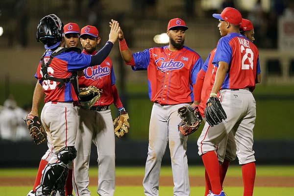 野球大国キューバにも時代の変化が…(C)ロイター/USA TODAY Sports