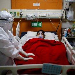 ワクチン接種が遅れれば…日本もインド株が蔓延する恐れ