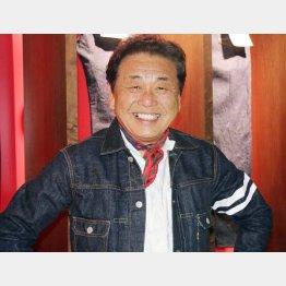 ジャパンブルーの真鍋寿男社長(提供写真)