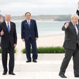 五輪開催「力強い支持」のマヤカシ G7首脳は塩対応だった