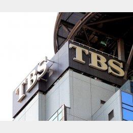 TBS社屋(C)日刊ゲンダイ