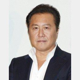 石橋凌(C)日刊ゲンダイ