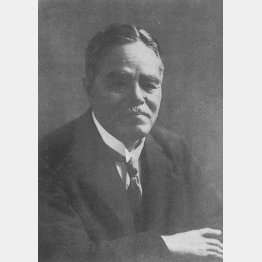 内村鑑三(C)国立国会図書館所蔵画像/共同通信イメージズ