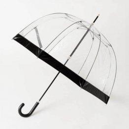 """セレブ&英国王室御用達フルトンの""""ビニ傘""""は紛失しづらい"""