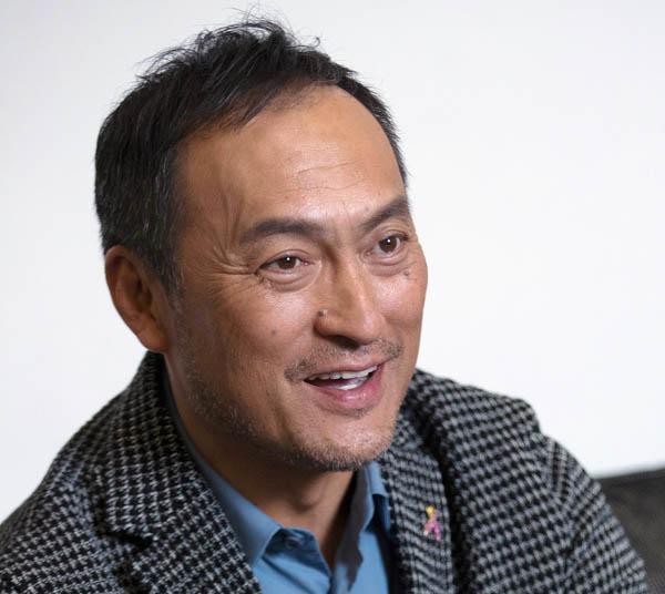 渡辺謙さん(C)日刊ゲンダイ