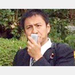 武井俊輔衆院議員(提供写真)