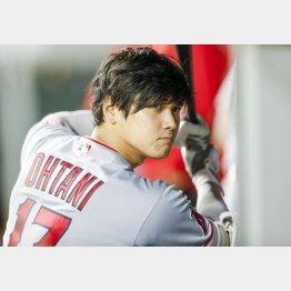 大谷翔平(C)ロイター/USA TODAY Sports